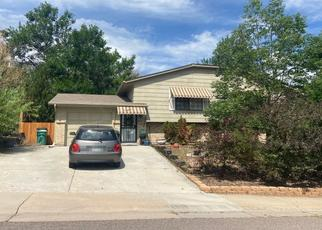 Pre Foreclosure in Littleton 80128 W PLYMOUTH PL - Property ID: 1420421666
