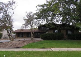 Pre Foreclosure in South Holland 60473 CREGIER AVE - Property ID: 1420741830