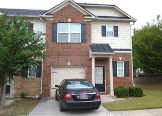 Pre Foreclosure in Norcross 30071 FERENTZ TRCE - Property ID: 1420940663