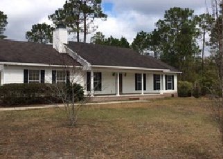 Pre Foreclosure in Hortense 31543 BAKER HILL RD - Property ID: 1420983135