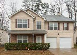 Pre Foreclosure in Atlanta 30349 CREEL RD - Property ID: 1421029574