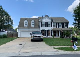 Pre Foreclosure in Mooresville 28115 NORTHLAND AVE - Property ID: 1421168859