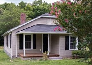 Pre Foreclosure in Kannapolis 28083 WASHINGTON LN - Property ID: 1421180678
