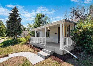 Pre Foreclosure in Denver 80219 S JULIAN ST - Property ID: 1421504328