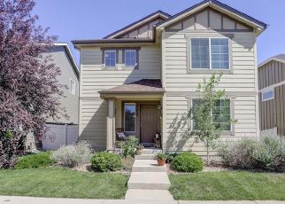 Pre Foreclosure in Brighton 80601 QUANDARY PEAK ST - Property ID: 1421586225