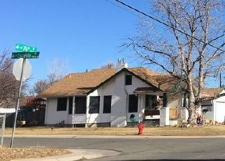 Pre Foreclosure in Westminster 80030 W 76TH AVE - Property ID: 1421632665