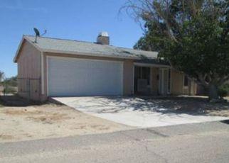 Pre Foreclosure in Lancaster 93535 176TH ST E - Property ID: 1421715882