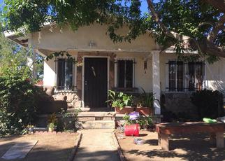 Pre Foreclosure in Los Angeles 90043 S RIMPAU BLVD - Property ID: 1421801273