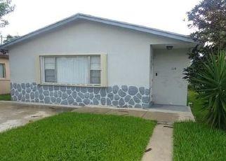 Pre Foreclosure in Dania 33004 SW 5TH CT - Property ID: 1421974725