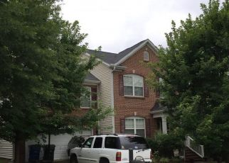 Pre Foreclosure in Raleigh 27616 PRITCHARD CT - Property ID: 1422634299