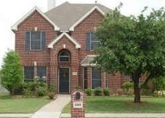 Pre Foreclosure in Keller 76248 VASEY OAK DR - Property ID: 1423173450