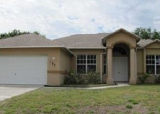 Pre Foreclosure in Port Saint Lucie 34953 SW COVINGTON RD - Property ID: 1423355200