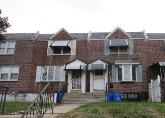Pre Foreclosure in Philadelphia 19142 CHESTER AVE - Property ID: 1423508955