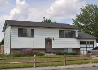 Pre Foreclosure in Grand Junction 81504 FRUITWOOD DR - Property ID: 1424969584