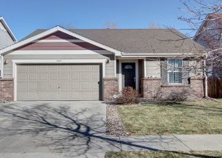 Pre Foreclosure in Denver 80239 RANDOLPH PL - Property ID: 1425813108