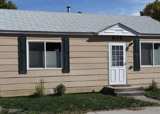 Pre Foreclosure in Worland 82401 S 6TH ST - Property ID: 1426206868