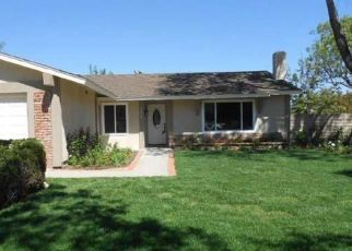 Pre Foreclosure in Newbury Park 91320 MARY CT - Property ID: 1426551999
