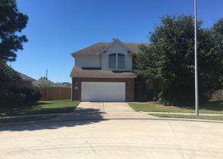 Pre Foreclosure in Tomball 77375 SOLON SPRINGS CT - Property ID: 1426646140