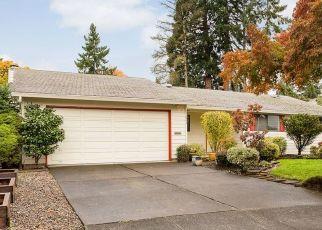 Pre Foreclosure in Beaverton 97008 SW AZALEA CT - Property ID: 1427300485