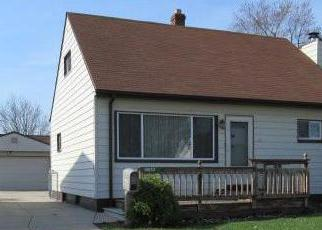 Pre Foreclosure in Brook Park 44142 REMORA BLVD - Property ID: 1427509392