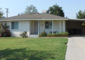Pre Foreclosure in Fresno 93705 W ANDREWS AVE - Property ID: 1427998162