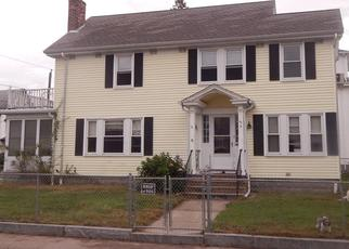 Pre Foreclosure in Taunton 02780 HARRISON AVE - Property ID: 1428031460