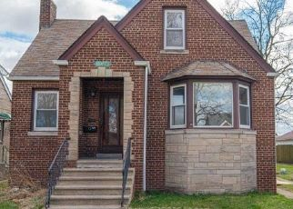 Pre Foreclosure in Hammond 46327 TOWLE AVE - Property ID: 1428127825