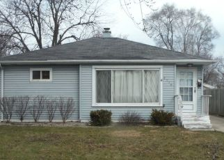 Pre Foreclosure in Highland 46322 EDER ST - Property ID: 1428130888