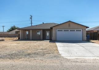 Pre Foreclosure in California City 93505 ORCHID DR - Property ID: 1428155404