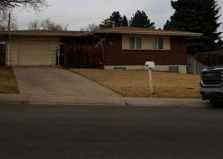Pre Foreclosure in Littleton 80128 W ALDER AVE - Property ID: 1428244759