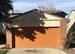 Pre Foreclosure in Westminster 80031 W 91ST PL - Property ID: 1428834258