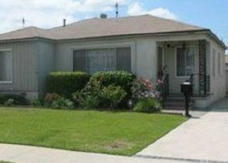 Pre Foreclosure in Whittier 90603 CULLEN ST - Property ID: 1428899525