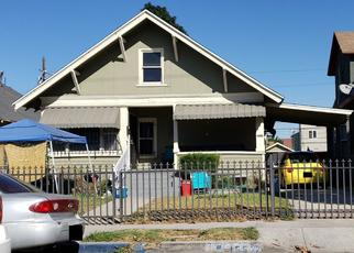 Pre Foreclosure in Los Angeles 90037 W 51ST ST - Property ID: 1429007708