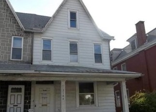 Pre Foreclosure in Reading 19606 PERKIOMEN AVE - Property ID: 1429055442