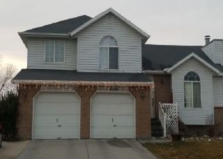 Pre Foreclosure in West Jordan 84081 S MCGINNIS LN - Property ID: 1429689181