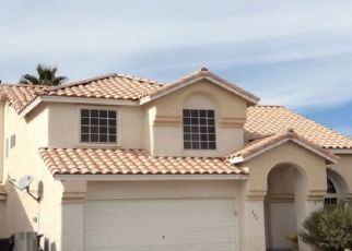 Pre Foreclosure in Henderson 89015 MARIPOSA WAY - Property ID: 1431546194
