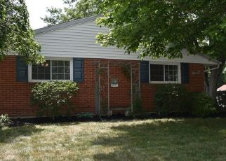 Pre Foreclosure in Englewood 45322 FAIRCOURT PL - Property ID: 1431600960