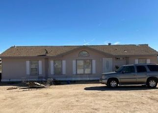 Pre Foreclosure in Yucca Valley 92284 HILTON AVE - Property ID: 1431719194