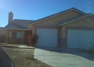 Pre Foreclosure in Adelanto 92301 PEARMAIN ST - Property ID: 1431730587