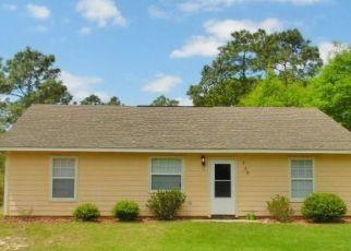 Pre Foreclosure in Defuniak Springs 32433 MICHIGAN LN - Property ID: 1433051967