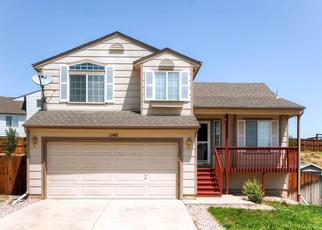 Pre Foreclosure in Fountain 80817 LEGEND OAK DR - Property ID: 1433157956
