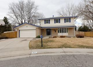 Pre Foreclosure in Denver 80231 S CHESTER CT - Property ID: 1433244666