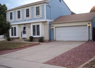 Pre Foreclosure in Aurora 80017 S KITTREDGE WAY - Property ID: 1433282323