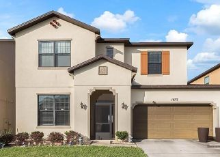 Pre Foreclosure in Clermont 34715 THUNDERHEAD LN - Property ID: 1433301603