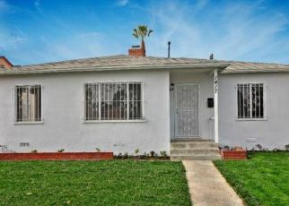 Pre Foreclosure in Compton 90221 S BURRIS AVE - Property ID: 1433396646