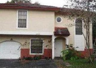 Pre Foreclosure in Hollywood 33025 FOXCROFT RD - Property ID: 1433706729