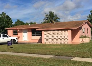 Pre Foreclosure in Fort Lauderdale 33313 NW 14TH ST - Property ID: 1433780300