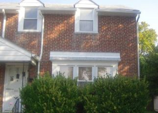 Pre Foreclosure in Reading 19607 GREGG AVE - Property ID: 1433902951