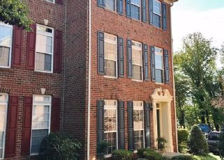 Pre Foreclosure in Perry Hall 21128 KEY VIEW WAY - Property ID: 1434033902