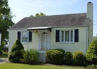 Pre Foreclosure in Parkville 21234 WILKER AVE - Property ID: 1434110992